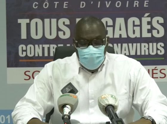 Coronavirus : Le point de la situation en Côte d'Ivoire du 31 mai 2020