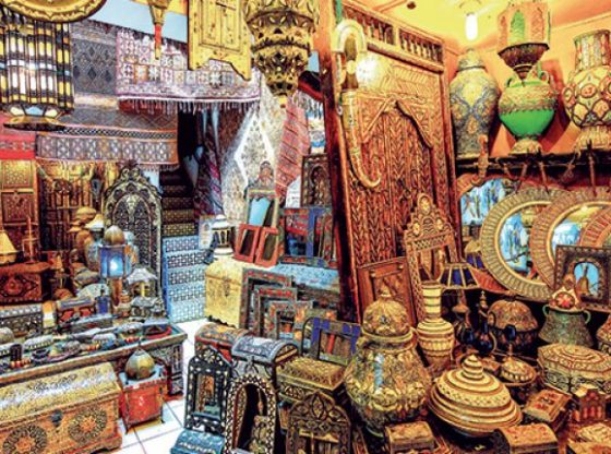 Coronavirus: la grande déprime des artisans traditionnels du Maroc