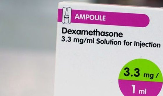 Dexamethasone cuts covid-19 deaths