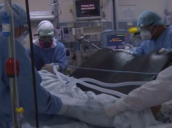 Inside a Mexican intensive care unit battling COVID-19