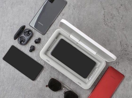 La solution de Samsung pour désinfecter vos objets personnels